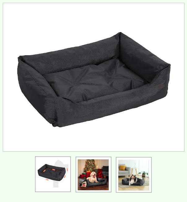 La mejor cama para perros grandes