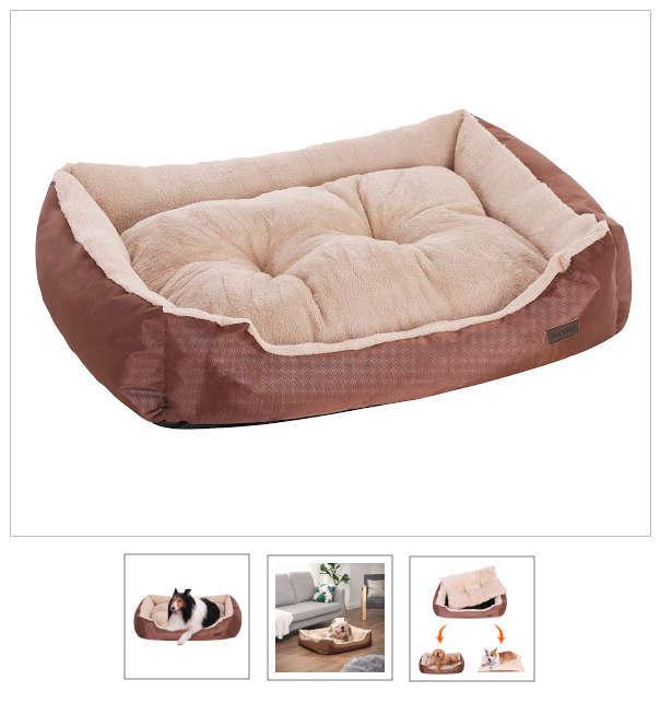 Comparativa camas para perros grandes