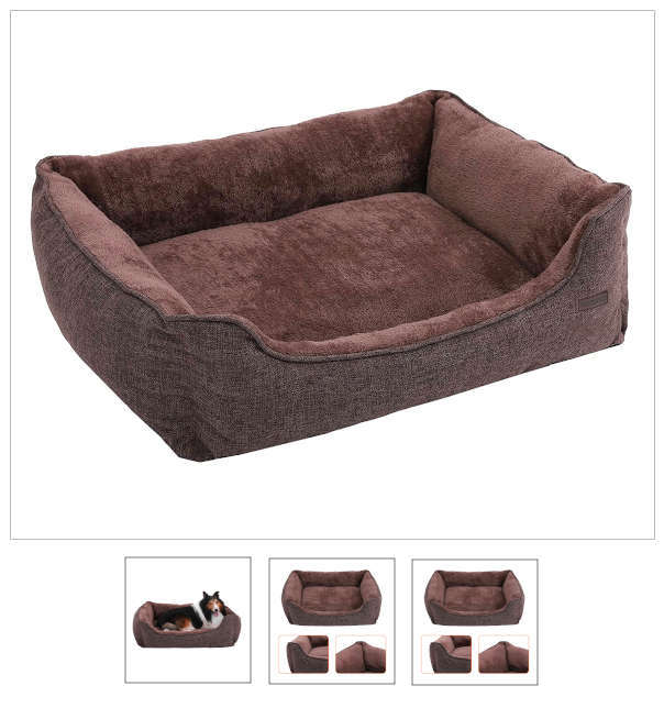 Donde comprar cama para perro grande